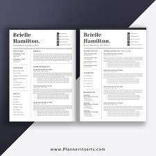 Modern Unique Resume 2020 Unique Resume Template Professional Cv Template Cover Letter Modern Creative Resume Best Selling Resume Word Resume Job Winning Resume