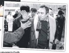 「1995–Cosmonaut Valeri Polyakov」の画像検索結果