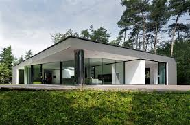 Glass Wall House   Modern House Designs   Page Netherlands Glass House   Future Forward Flair