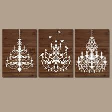 chandelier wall art canvas or prints wood effect wall art