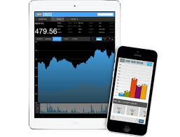 Xamarin Charts Building Enterprise Dashboards On The Iphone And Ipad