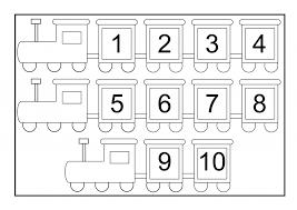 Kindergarten Worksheet. Free Number Tracing Worksheets. Brunokone ...