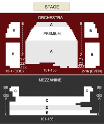 minskoff theater seating chart