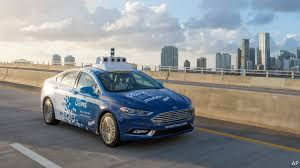 Why driverless cars will mostly be shared, not owned - The ...