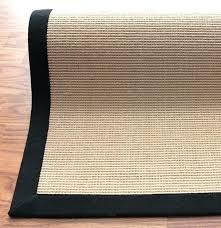 black border area rug sisal rug with black border designs black border area rugs
