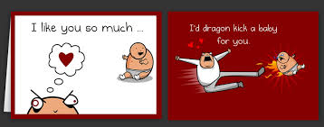 valentines days cards horrible cards page 2 greeting cards by the oatmeal