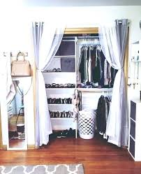 curtained closets curtains for closet luxury curtain ideas with prepare curtained closets curtains as closet doors