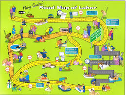 Labour Chart Road Map For Labour Chart