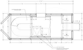 Garrison Treehouse,Floor Plan