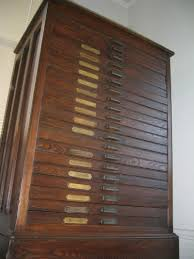 dave s archive hamilton manufacturing printers cabinet