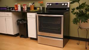 double oven electric range reviews 2014. electric range (wfe720h0as) review - cnet double oven reviews 2014
