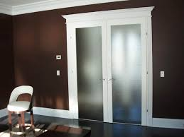 french closet doors with frosted glass. Interior Glass French Doors Modern Frosted Closet With