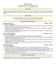 military experience on resume. Examples Of Military Experience On A Resume at Resume Sample Ideas