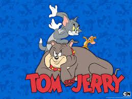tom jerry and spike