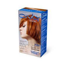 Стойкая краска - гель <b>Estel</b> Only для <b>волос</b> 7/44 Русый медный ...