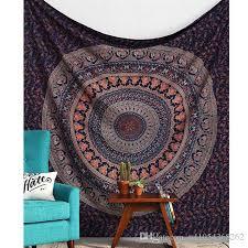 pretentious design ideas indian tapestry wall hangings best of hanging bohemian mandala sandy beach picnic throw