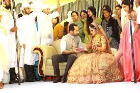nazriya marriage makeup photos 10