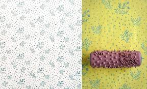 Patterned Paint Roller Home Depot Classy Patterned Paint Roller Patterned Paint Rollers Create Classic