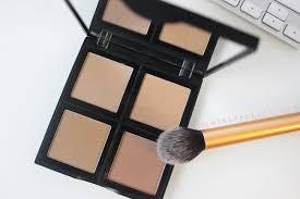elf contour kit swatches. review swatches new e l f studio bronzer palette slashed beauty elf contour kit g