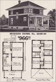 impressive american foursquare home plans modern house best of 28 floor