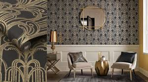 art deco wallpaper designs