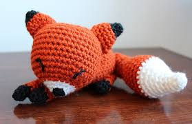 Crochet Fox Pattern Cool Ravelry Sleepy Fox Amigurumi Pattern By Amanda Maciel