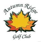 Autumn Ridge Golf Club - Layout Map | Indiana Golf