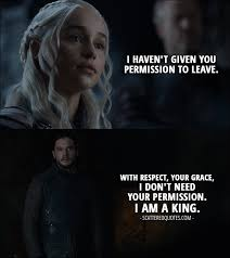Game Of Thrones Quotes Classy 48 Best Game Of Thrones Quotes From 'Eastwatch' 48x48 Scattered