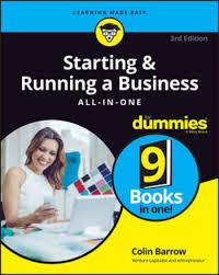 small business finance all in one for dummies bluewater  starting and running a business all in one
