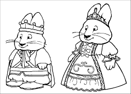 Small Picture Max And Ruby Coloring Pages In glumme