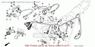 honda xl185s 1992 (n) singapore wire harness ignition coil c d i Wire Harness Singapore wire harness ignition coil c d i unit schematic wire harness manufacturers singapore