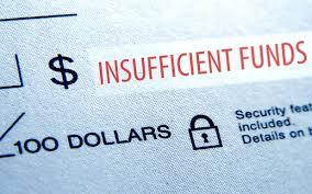Insufficient Funds Check Thumb 618xauto 5989 Advance Cessnock City