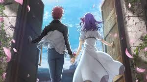 Fate Stay Night Heaven S Feel Light Novel Fate Stay Night Heavens Feel The Movie Iii Spring Song Teaser Trailer