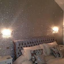 25 unique glitter wall paint design