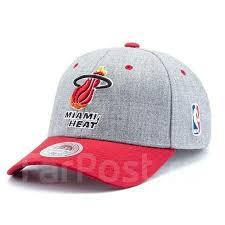 <b>Бейсболка</b> кепка <b>Miami Heat</b> flex fit s-m 55-58cm – купить в ...
