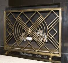 Image Lcitbilaspur Ornamental Metal Works Projects Art Deco Fireplace Fireplace Screens Metal Screen Window Grill Pinterest 43 Best Art Deco Fireplaces Images Art Deco Fireplace Fire Pits