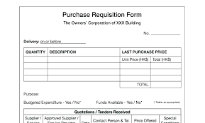 Purchase Request Form Template Excel Travel Request Form Template New Procurement Forms And