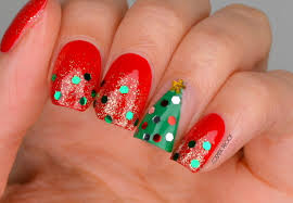 NAILS | Merry Christmas Glitter! | Cosmetic Proof | Vancouver ...