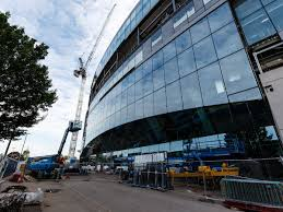 To enter the away stand you go this one is right in the populated bury park area and luton town fc deserves and desperately needs a new proper stadium in a safe and easy. New Spurs Stadium Amazing Images Reveal Hidden Entrance At Club S Stunning 850m Ground Football London