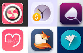best app icons 2016 best app icon designs hot trending world