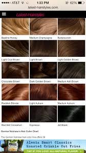 Cinnamon Hair Color Chart Pin By Carrie Cudahy On Hair Dids In 2019 Brown Hair