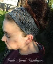 Easy Crochet Headband Pattern Free Enchanting Picaboo Picot A Free Crochet Headband Pattern Cre48tion Crochet