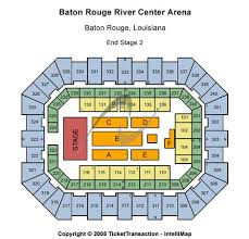 Raising Canes River Center Arena Tickets In Baton Rouge