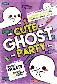 cute ghost party violett jpg