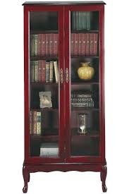 43 best bookcases images on bookshelves book shelves intended for red bookcase with glass doors prepare 1