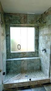 glass block ventilation glass block window in shower shower glass block windows with ventilation walk in