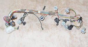 1967 cougar standard gt 6 5 litre orig dash gauge panel wiring image is loading 1967 cougar standard gt 6 5 litre orig