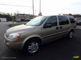 2006 Sandstone Metallic Chevrolet Uplander LS #116706509 ...