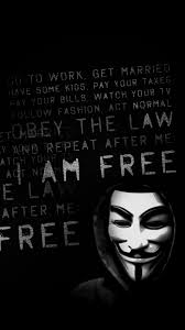anonymous hd wallpaper for your mobile phone