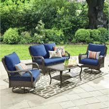 patio furniture kmart plastic